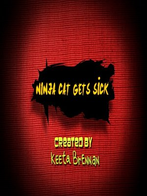 cover image of Ninja Cat Gets Sick
