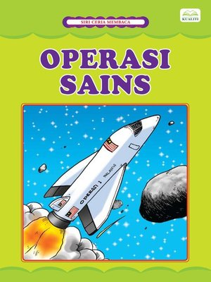 cover image of Operasi Sains