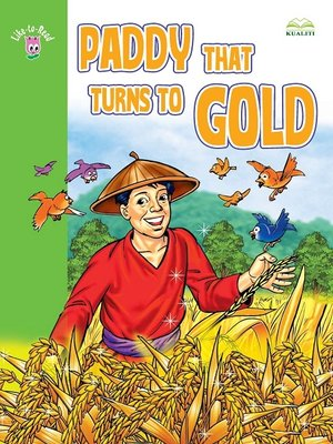 cover image of Paddy That Turns To Gold