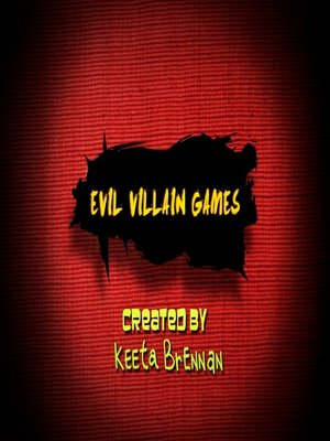 cover image of Evil Villain Games