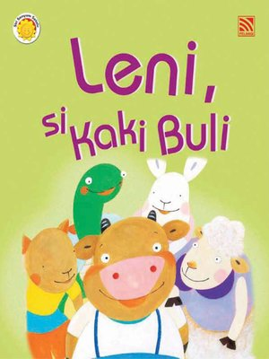 cover image of Leni, Si Kaki Buli