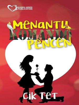 cover image of Menantu Komando Pencen