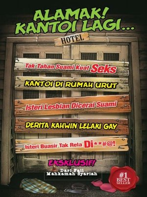cover image of Kantoi Lagi!