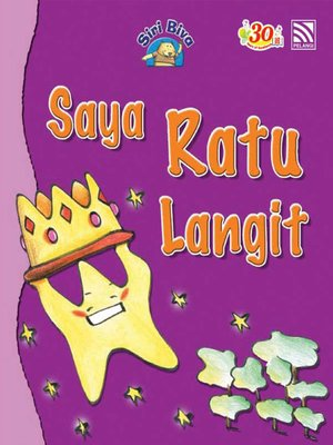 cover image of Saya Ratu Langit