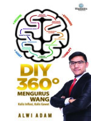 cover image of DIY 360 Mengurus Wang