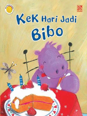 cover image of Kek Hari Jadi Bibo