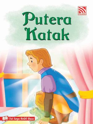 cover image of Putera Katak