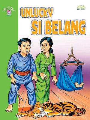 cover image of Unlucky Si Belang