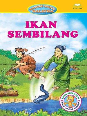 cover image of Ikan Sembilang