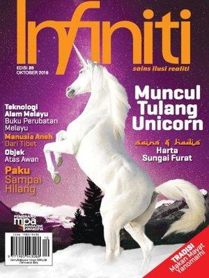 cover image of Infiniti, Oktober 2016
