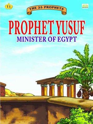 cover image of ProphetYusuf