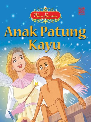 cover image of Anak Patung Kayu
