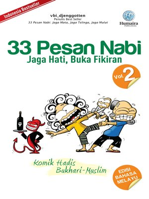 cover image of 33 Pesan Nabi, Volume 2