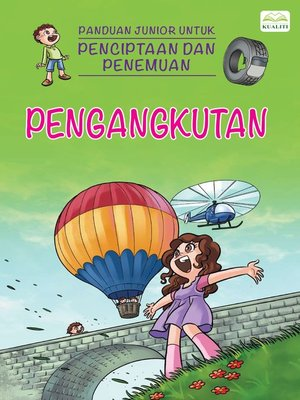 cover image of Pengangkutan