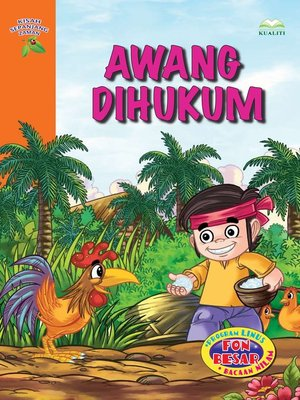 cover image of Awang Dihukum