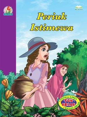 cover image of Periuk Istimewa