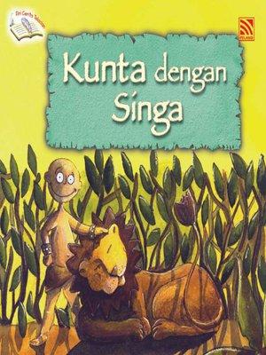 cover image of Kunta dengan Singa