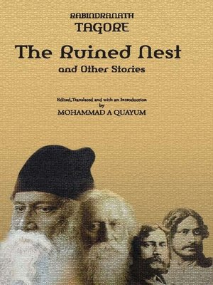 cover image of The Ruined Nest and Other Stories