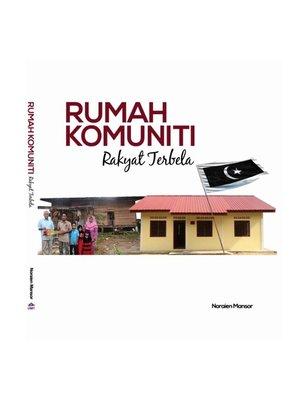 cover image of Rumah Komuniti Rakyat Terbela