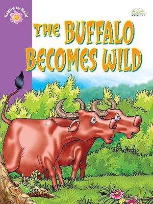 cover image of The Buffalo Becomes Wild