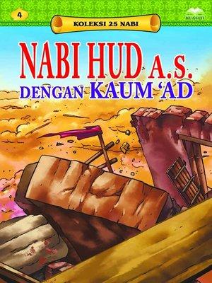 cover image of NabiHuda.s.denganKaum'Ad