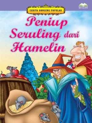 cover image of Peniup Seruling dari Hamelin