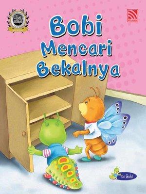 cover image of Bobi Mencari Bekalnya