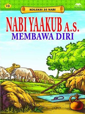 cover image of NabiYaakuba.s.MembawaDiri