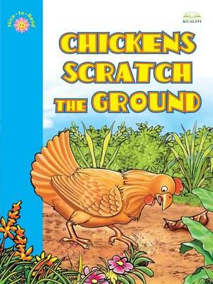 cover image of Chickens Scratch The Ground