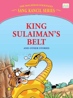 cover image of King Sulaiman's Belt And Other Stories