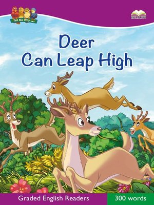cover image of Deer Can Leap High