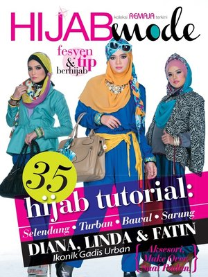 cover image of Koleksi Remaja Terkini Hijab Mode 2012
