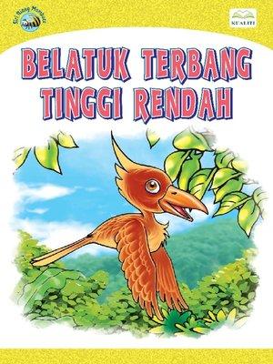 cover image of Belatuk Terbang Tinggi Rendah