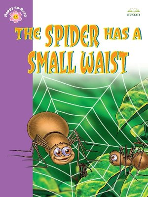 cover image of The Spider Has A Small Waist