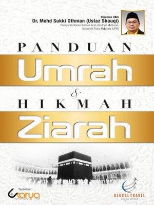 cover image of Panduan Umrah & Hikmah Ziarah