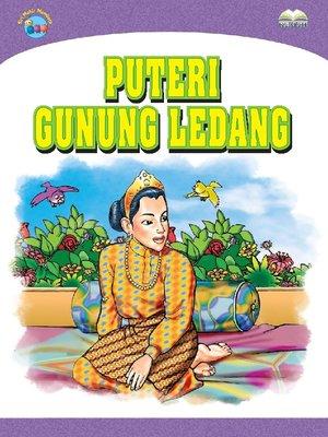 cover image of Puteri Gunung Ledang