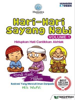 cover image of Hari- Hari Sayang Nabi, Volume 1