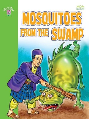 cover image of Mosquitoes From The Swamp