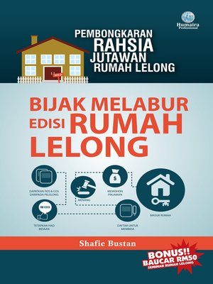 cover image of Bijak Melabur Edisi Rumah Lelong