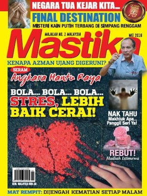 cover image of Mastika, Mei 2016