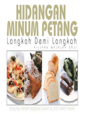 cover image of Kompilasi Saji Hidangan Minum Petang