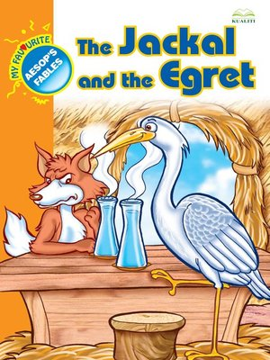 cover image of The Jackal And The Egret
