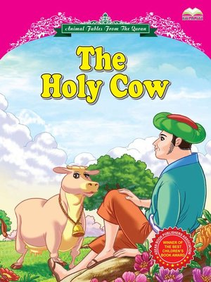 cover image of The Holy Cow