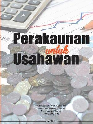 cover image of Perakaunan untuk Usahawan