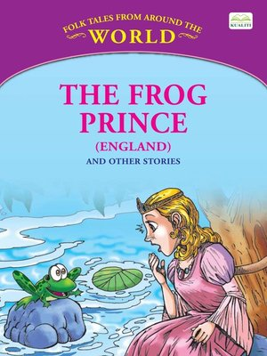 cover image of The Frog Prince (England) and Other Stories
