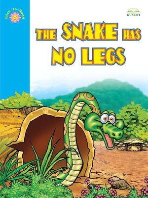 cover image of The Snake Has No Legs