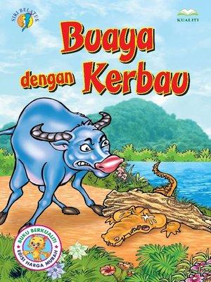 cover image of Buaya Dengan Kerbau