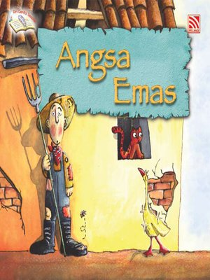 cover image of Angsa Emas