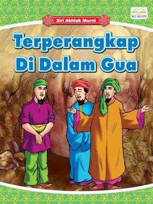 cover image of Terperangkap Di Dalam Gua