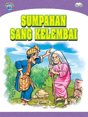 cover image of Sumpahan Sang Kelembai